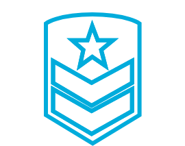 icon of military patch