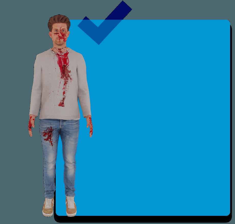 assess lifesaving interventions treatment